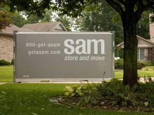 De-Cluttering Made Easy with SAM Moving and Portable Storage Facility in Dallas Fort Worth