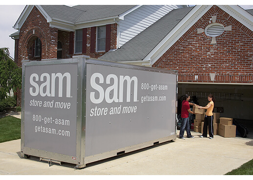Features of SAM Store and Move Containers DFW Container Group