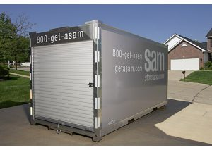 Rent or Buy a Storage Container SAM Store Move