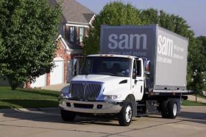SAM on Truck 300x200