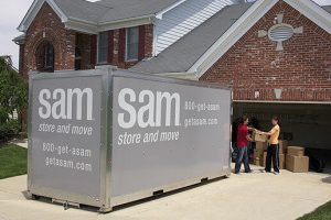 Benefits of Choosing Sam Portable Storage and Moving Containers