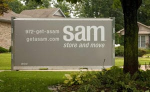 How the SAM (Store & Move) Process Works